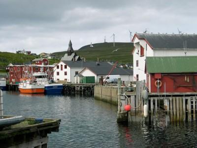 Havøysund. Foto: Knut Randem