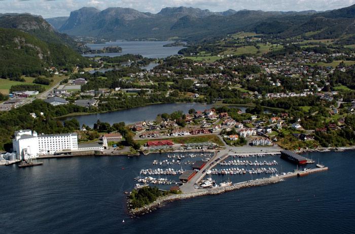 Foto: Tau båtforening