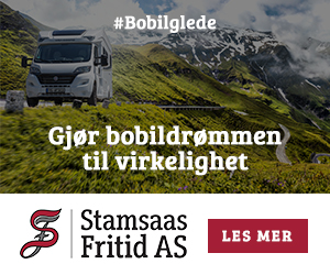 Annonse Stamsaas mai 2019