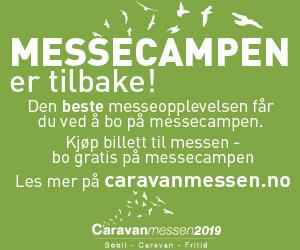 Annonse Caravanmessen 2019